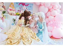 Princess Performers For Children's Parties