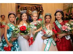 Miss Teen Earth Australia, Little Miss and Junior Miss