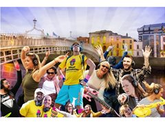 Energetic Tour Guides Wanted for Summer Silent Disco Tours