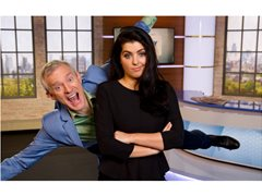 Channel 5's Jeremy Vine: Debate Enthusiasts Wanted for Live Studio Audience