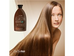 Three Hair Models for Smoothing & Straightening Treatment & Highlights