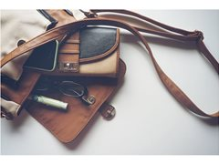 Concept Shoot for Men & Women's Leather Accessories