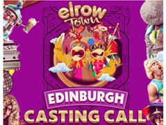 Become an Elrow Performer! Opportunity to be part of the Touring Team in UK