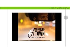 Season 2 'A TROUBLED TOWN' Requires an Experienced Audio Technician