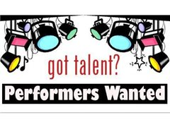 Actors, Performers & Musicians Needed for Variety Show