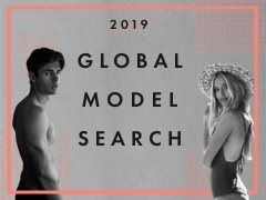 Guys & Gals, the Global Model Search 2019 is here!