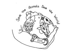 Save the Animals Save the World