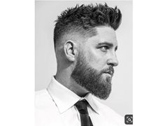 Male Hair Model Wanted