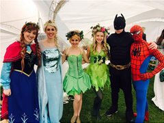 Entertainers Required for Busy Children's Party Company