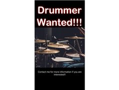Drummer Wanted for a Stevie Nicks Tribute Act