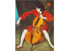 Mentor for Young Classical Cellist