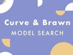Global Curve + Brawn Model Search 2019 – Men & Women