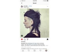Hair Model Wanted for DeLorenzo Hair Competition