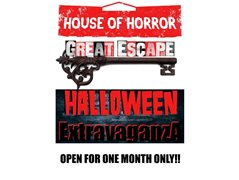 Scare Actors Wanted for House of Horror Halloween Extravaganza in Brentwood