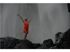 Two Models for Adventure/Travel/Tourism Shoot - Victoria Falls