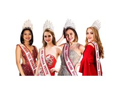 Miss, Miss Teen, Miss Canada Petite 2020 National Finalists