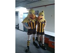 Mascot & Character Staff Required for AFL Finals Series