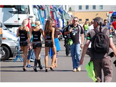 Hostesses Required for Corporate Boxes Moto GP