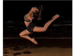 Female Ballet Dancer for a TFP Photo Shoot by Newbie Photographer