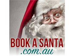 Santa Claus For Nationwide Retail Store Promotion - NT