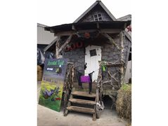 Friendly Witch for Halloween Attraction - Skipton, North Yorkshire