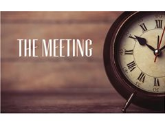Actors Wanted for Short Film - 'The Meeting'
