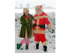 Actor Needed to Play the Role of Santa Claus at Various High End Events