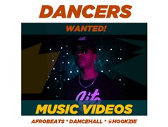 Afro Beats and/or Dancehall Dancers Needed for First Music Video