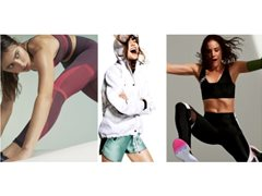 Female Models/Actresses for London Activewear Shoot