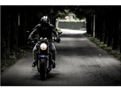 Biker for Feature Film - Paid
