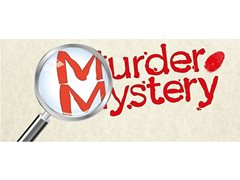 Actor to Lead a Murder Mystery Party