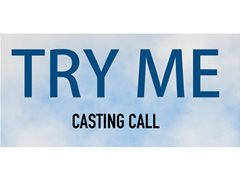 Two Actors for Short Drama 'Try Me' in Cardiff