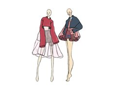 Two Female/Femme Presenting Models Required for Design Student Assessment