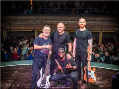 Guitarist Required This Saturday 19th Oct for Phil Collins Tribute Band