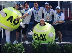 Australian Open 2020 - Promotional Crew! VR/Aug Reality!