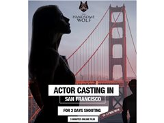 Three Actors Required in San Francisco for a Short Story of a Ballerina