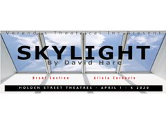 """Skylight"" Community Theatre Production"