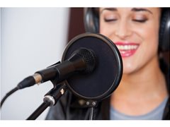 Female, American English Voice Over