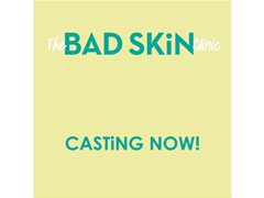 People With Skin Conditions For A Medical Show On Harley Street