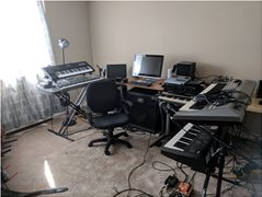 Keyboardist/Synth Player & Soprano Sax/Clarinet Wanted for Collaboration