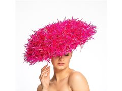 Photoshoot Featuring Hats by Award Winning Milliner