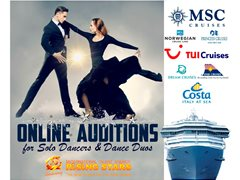 Male and Female Dancers - Cruise Ship Contracts