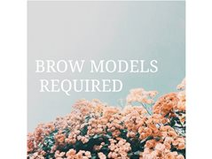 Microblading Models Needed
