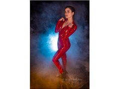Model for Catsuit Profile Images