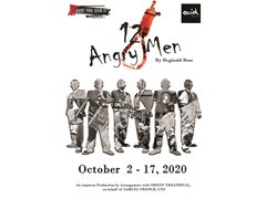 Actors Required for 12 Angry Men October 2020 Theatre Production