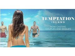 Calling Couples and Singles for... TEMPTATION ISLAND!