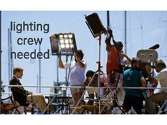 Lighting Crew Needed for a Feature Film