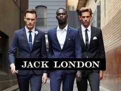 Face of Jack London – Male Model Search