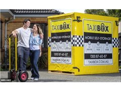 Two Actors Required for Taxibox TV Commercial Paid: $2500