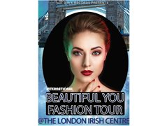 TFP Collaboration Opportunity – Beautiful You London Fashion Show